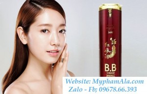 BB CREAM HỒNG SÂM SPF45- MY GOLD