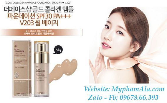 kem-nen-thefaceshop-gold-collagen-ampoule-foundation-567x349_result