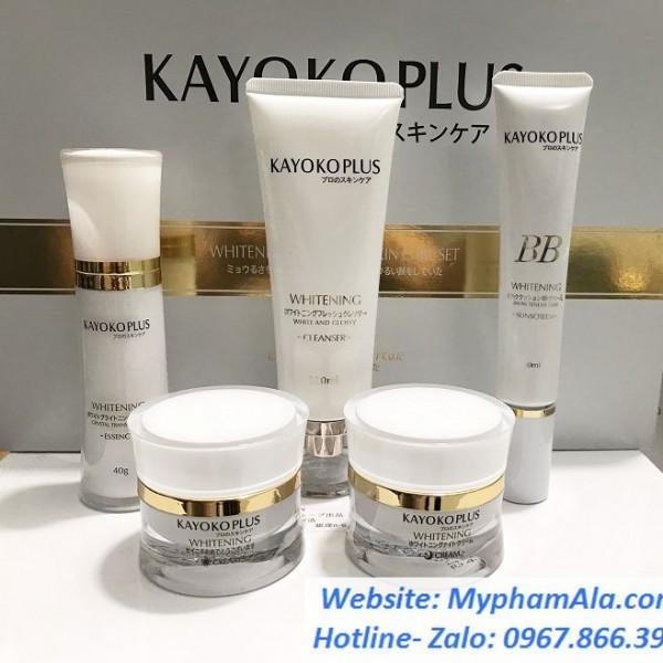 Bo-my-pham-Kayoko-Plus-tri-nam-tan-nhang-nhat-ban-720×658
