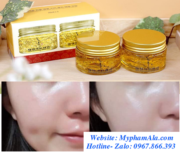 Set-kem-duong-lebelage-heeyul-premium-24k-gold-cream-603x511
