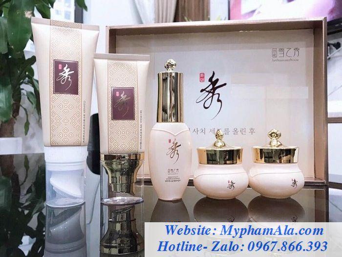 Bo-tri-nam-lanhuaxuezhixiu-5in1-han-quoc-tri-nam-duong-trang-da-cao-cap-700x525