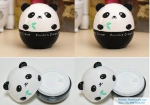 KEM DƯỠNG TRẮNG DA GẤU TRÚC PANDA'S DREAM WHITE MAGIC CREAM- TONYMOLY